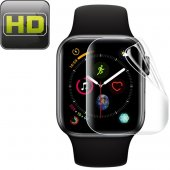 3x Displayschutzfolie für Apple Watch 4 & 5 44mm FULL...