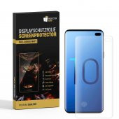 6x Displayfolie für Samsung Galaxy S10 Plus FULL COVER...