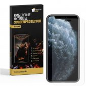 4x Panzerfolie für iPhone X HYDROGEL FULL-COVER...