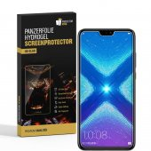 6x Panzerfolie für Huawei Honor 8X HYDROGEL FULL-COVER...