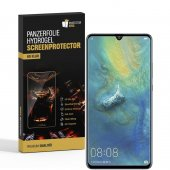 4x Panzerfolie für Huawei Mate 20 HYDROGEL FULL-COVER...