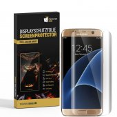 1x Displayfolie für Samsung Galaxy S7 Edge FULL COVER...
