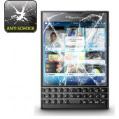 4x Panzerfolie für Blackberry Passport Displayfolie...