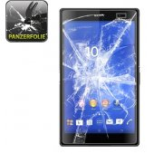 4x Sony Xperia Z3 Compact Tablet PANZERFOLIE...