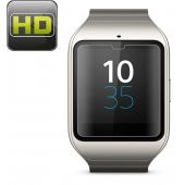 3x Sony SmartWatch 3 DISPLAYSCHUTZFOLIE DISPLAYFOLIE...