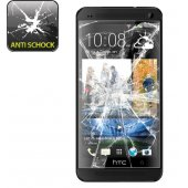 2x HTC One M7 PANZERFOLIE DISPLAYSCHUTZFOLIE...