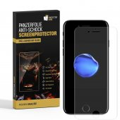 6x iPhone 7 CURVED PANZERFOLIE DISPLAYSCHUTZFOLIE DISPLAY...