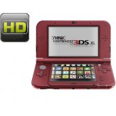 8x Nintendo New 3DS XL DISPLAYSCHUTZFOLIE DISPLAYSCHUTZ...
