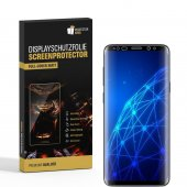 6x Displayschutzfolie für Samsung Galaxy 9 Plus FULL...