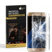 1x Samsung Galaxy S7 Edge CURVED PANZERFOLIE DISPLAYFOLIE...