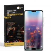3x Huawei Honor 10 PANZERFOLIE DISPLAYSCHUTZ DISPLAYFOLIE...