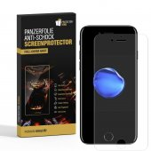 3x iPhone 6 6S CURVED PANZERFOLIE DISPLAYSCHUTZFOLIE...