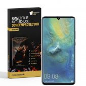 3x Panzerfolie für Huawei Mate 20 ANTI-SCHOCK Display...
