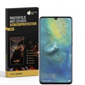 2x Panzerfolie für Huawei Mate 20 ANTI-SCHOCK Display...