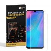 6x Displayfolie für Huawei P30 Pro FULL COVER CURVED...