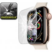 4x Panzerfolie für Apple Watch 4 & 5 44mm FULL COVER...