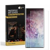 6x Panzerfolie für Samsung Galaxy Note 10 Plus FULL COVER...