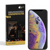 2x Displayschutzfolie für iPhone 11 Pro Max Displayfolie...